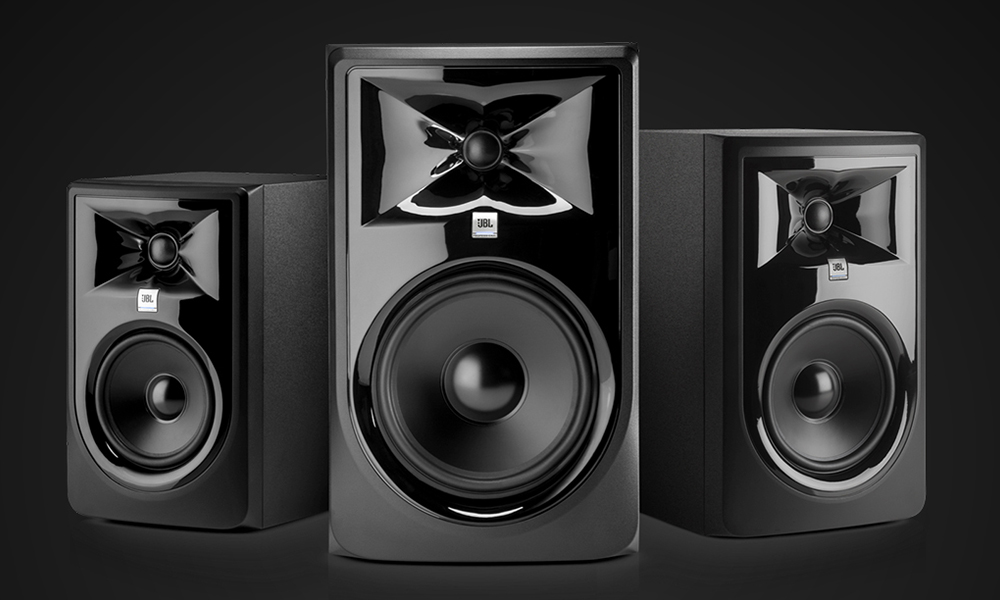 Harman monitores Estudio JBL
