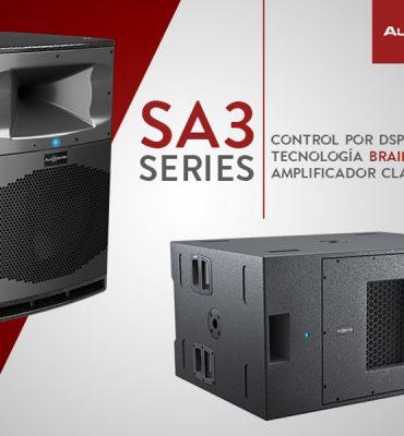 Audiocenter SA3 Series