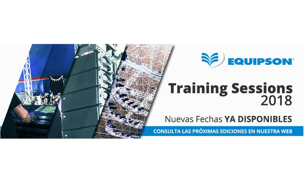 Equipson Training Sessions 2018