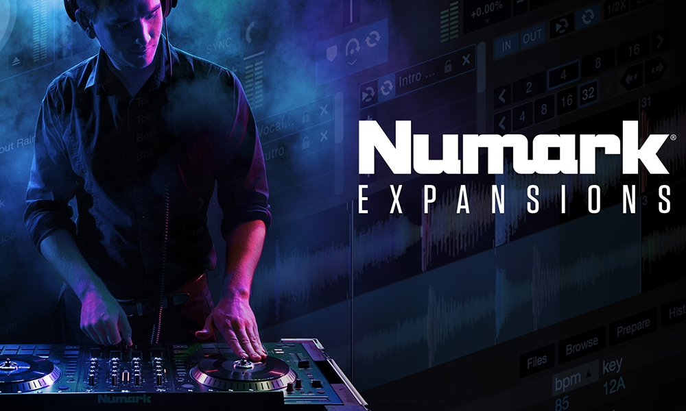 Numark Expansions Kits Remezcla