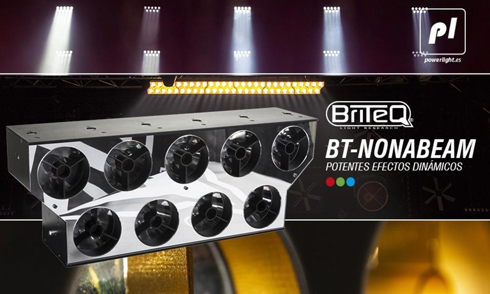 Powerlight Briteq BT-NONABEAM