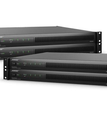 Bose Professional nuevos amplificadores