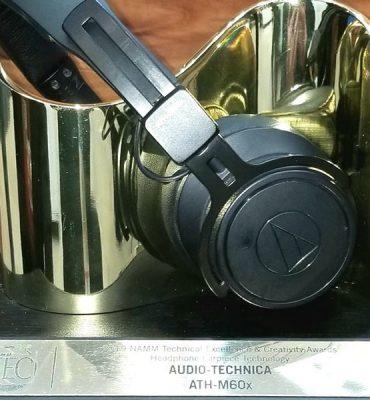 Los ATH-M60x, mejores auriculares en TEC Awards 2019