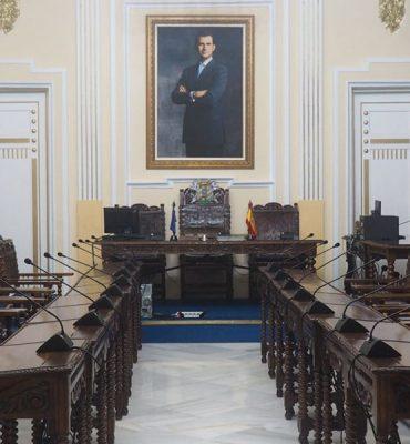 El Ayuntamiento de Melilla integra un sistema de debate Shure
