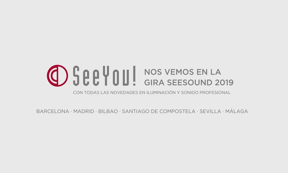 Gira SeeYou! 2019 SeeSound