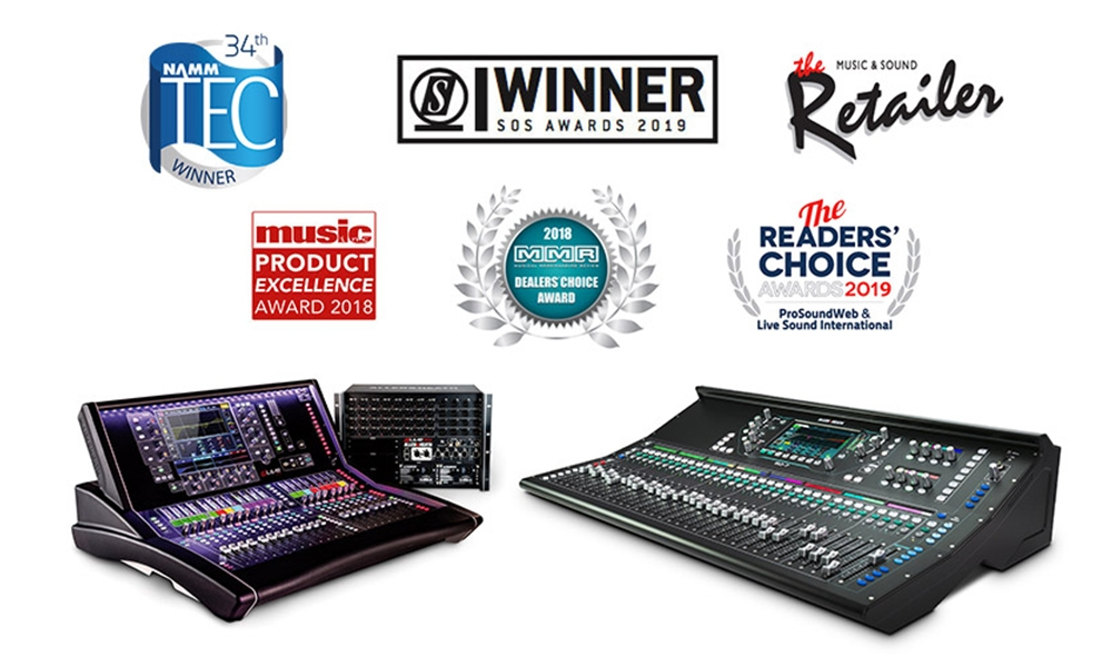Allen & Heath Premios 2019