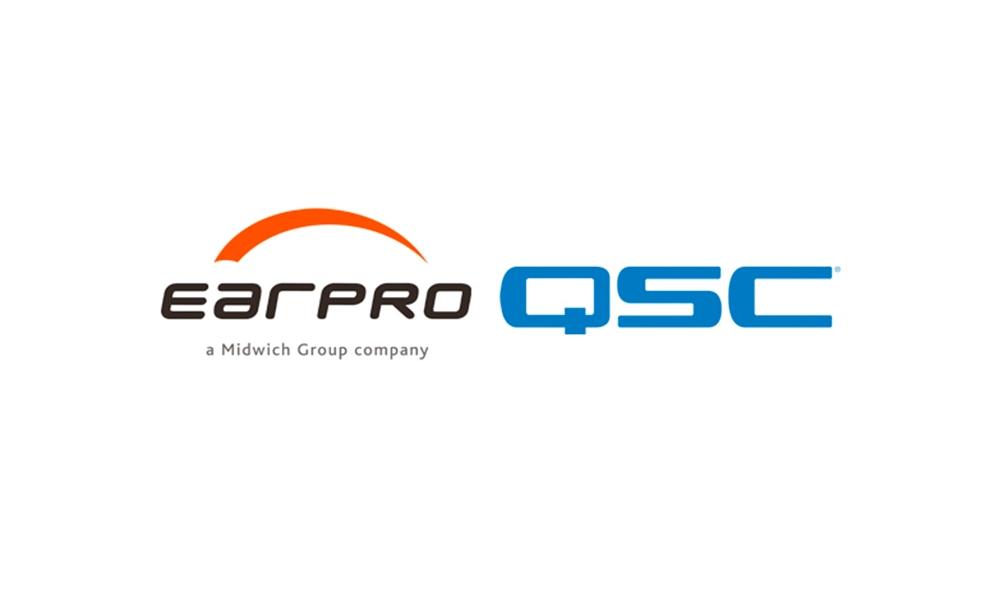 EARPRO distribuirá QSC en España, Portugal y Andorra