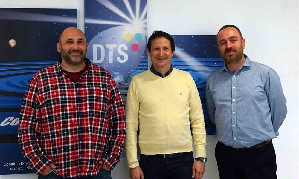 Nueva alianza de distribución entre DTS y Adagio Pro