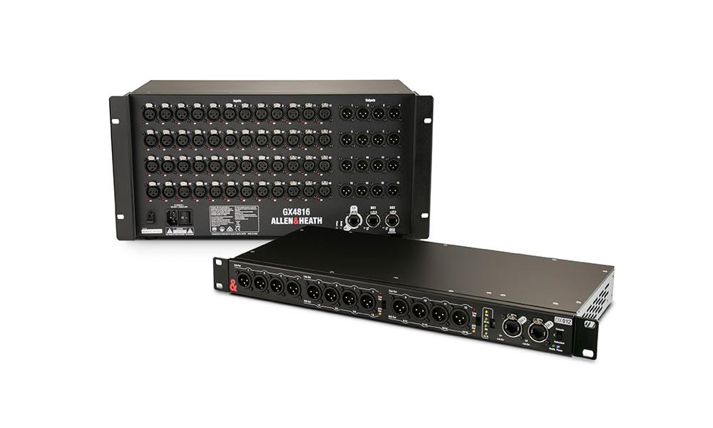 Nuevos expansores remotos de audio de Allen & Heath
