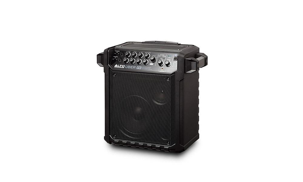 Nuevo sistema de PA portátil UBER FX de Alto Professional