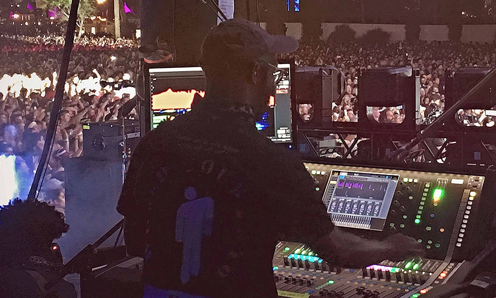 Allen & Heath en Coachella 2019 junto a Billie Eilish y Kanye West