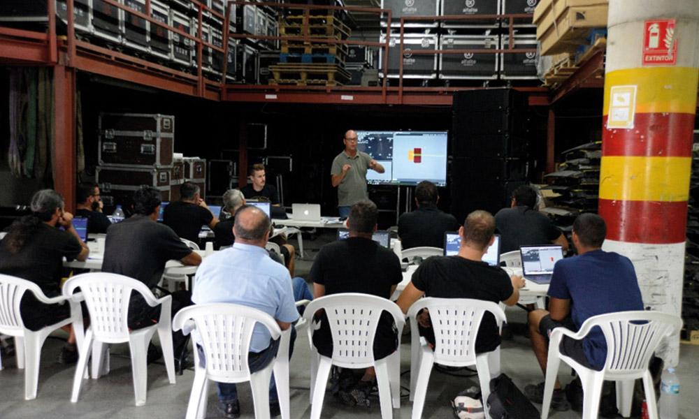 Adamson y Avid llegan a las Islas Canarias de la mano de Sonopluss Canarias