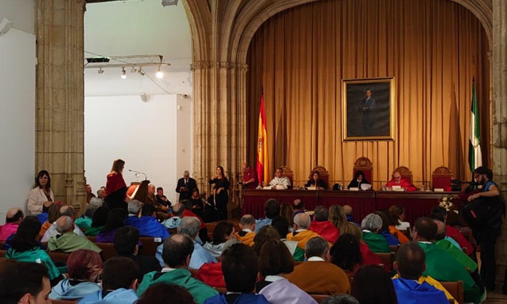 La Universidad de Granada inaugura el curso con FBT y Sennheiser