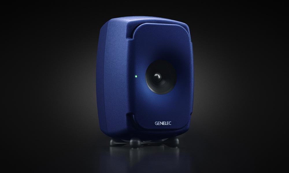 Genelec presenta el nuevo monitor 8341 en edición limitada con motivo de su 40 Aniversario