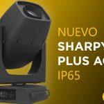 ClayPaky presenta el nuevo Sharpy Plus Aqua IP65 en LDI 2019