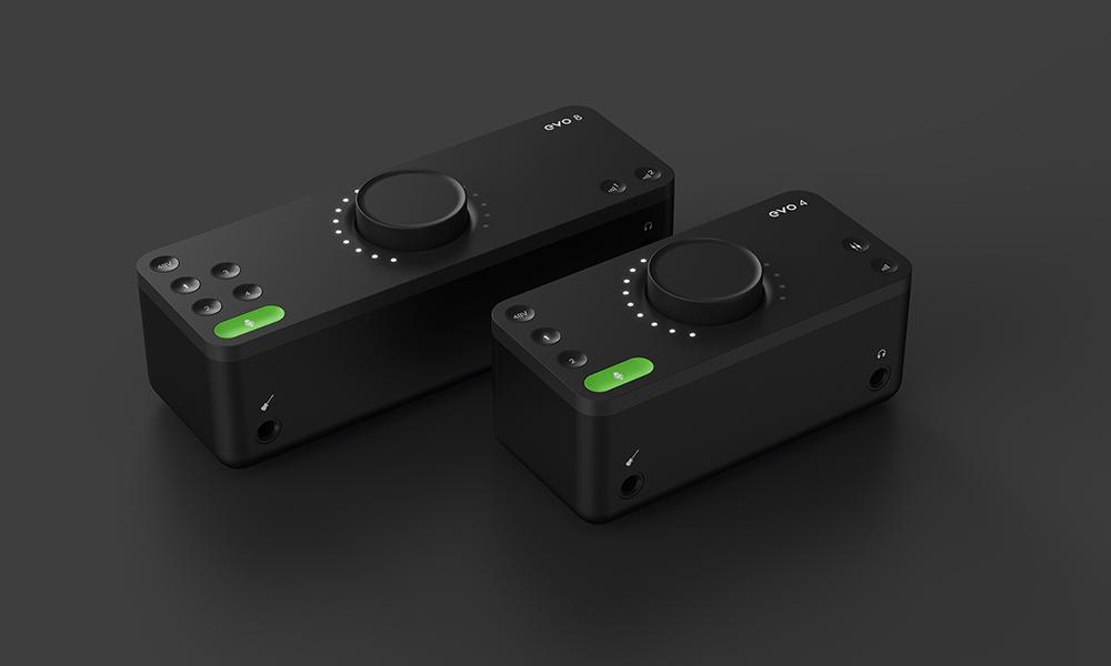EVO, la nueva marca de interfaces de audio de Audient