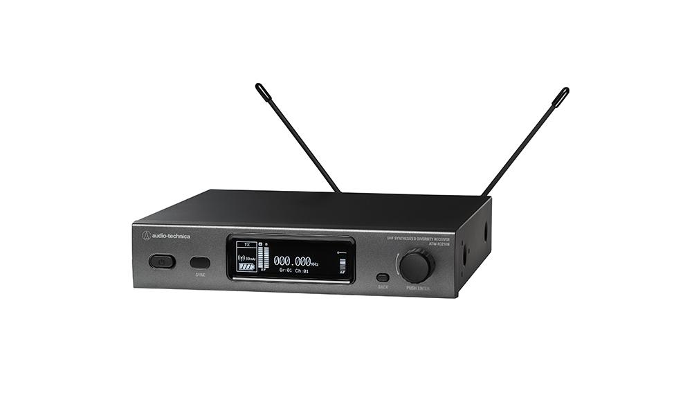 Audio-Technica amplía las posibilidades de los sistemas inalámbricos Serie 3000 con control de red y monitorización
