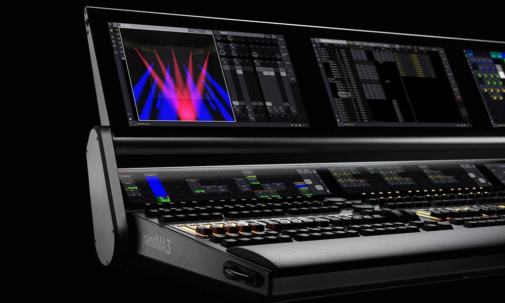 GrandMA3 1.0, el nuevo software de MA Lighting aterriza a nivel mundial