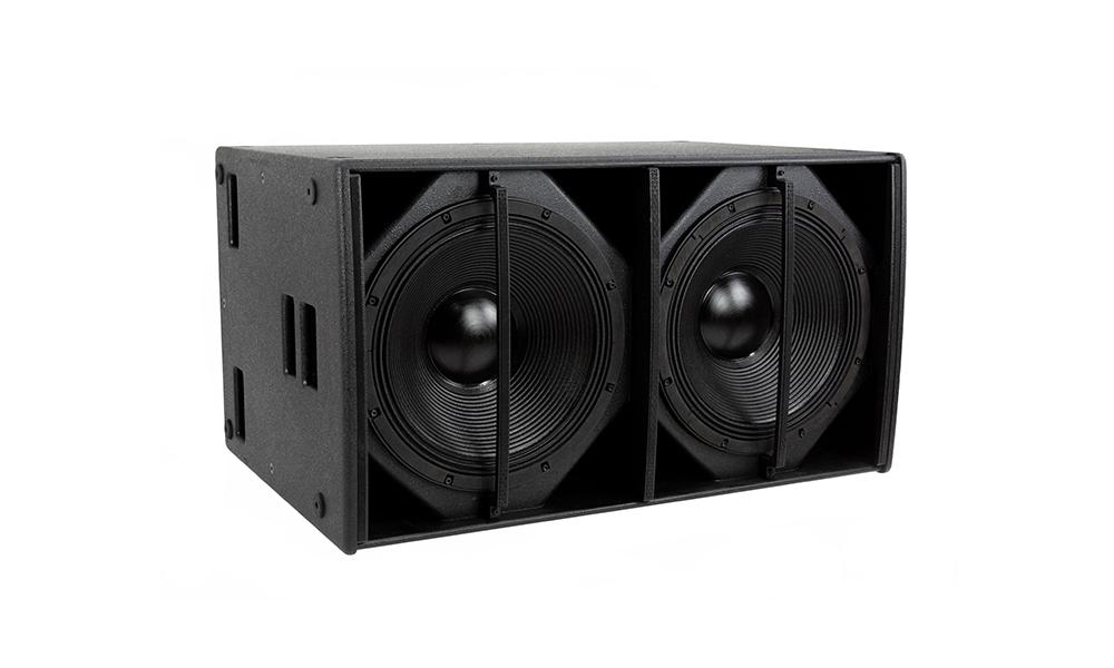 Martin Audio presenta el nuevo subgrave Blackline X218