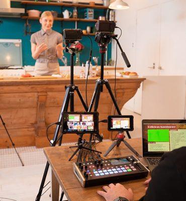 Roland estrena el compacto y portátil conmutador de vídeo en alta definición V-8HD para producciones de vídeo en vivo impecables