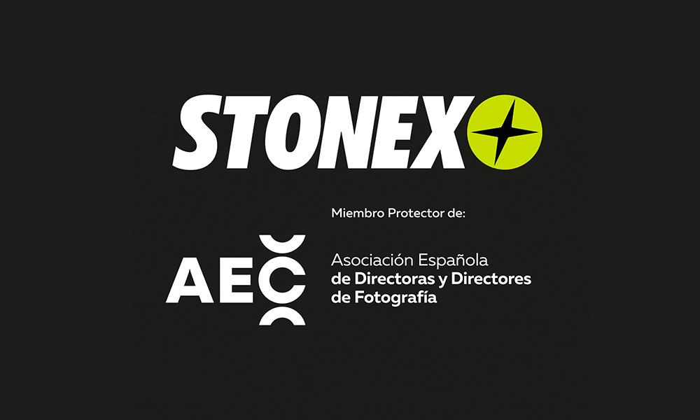 STONEX, nuevo miembro protector de la AEC (Asociación Española de Directoras y Directores de Fotografía)