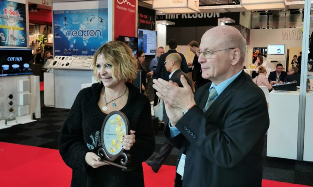 ISE 2020 - Audac y Taiden premian a SeeSound
