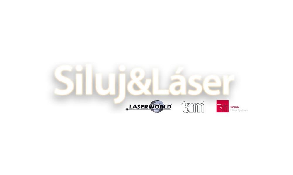 Siluj&Láser de la mano de Laserworld