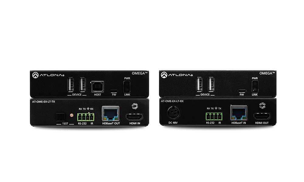 Atlona presenta un nuevo extensor 4K/UHD HDMI y USB para dar respuesta a las necesidades de colaboración en espacios de trabajo