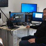 EVO 4 ayuda a la enseñanza remota en Tileyard
