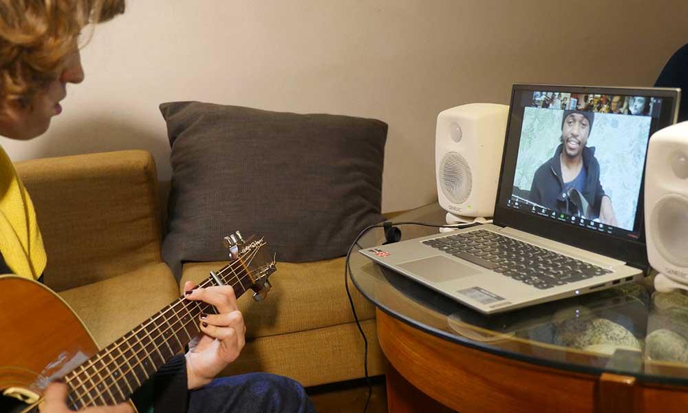 Genelec G SongLab potencia a los jóvenes creadores de música