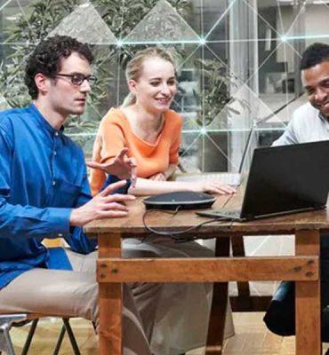 Consejos y herramientas de teletrabajo de Yamaha UC para empresas