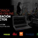 Earpro anuncia una segunda temporada de talleres online sobre sonorización de directos