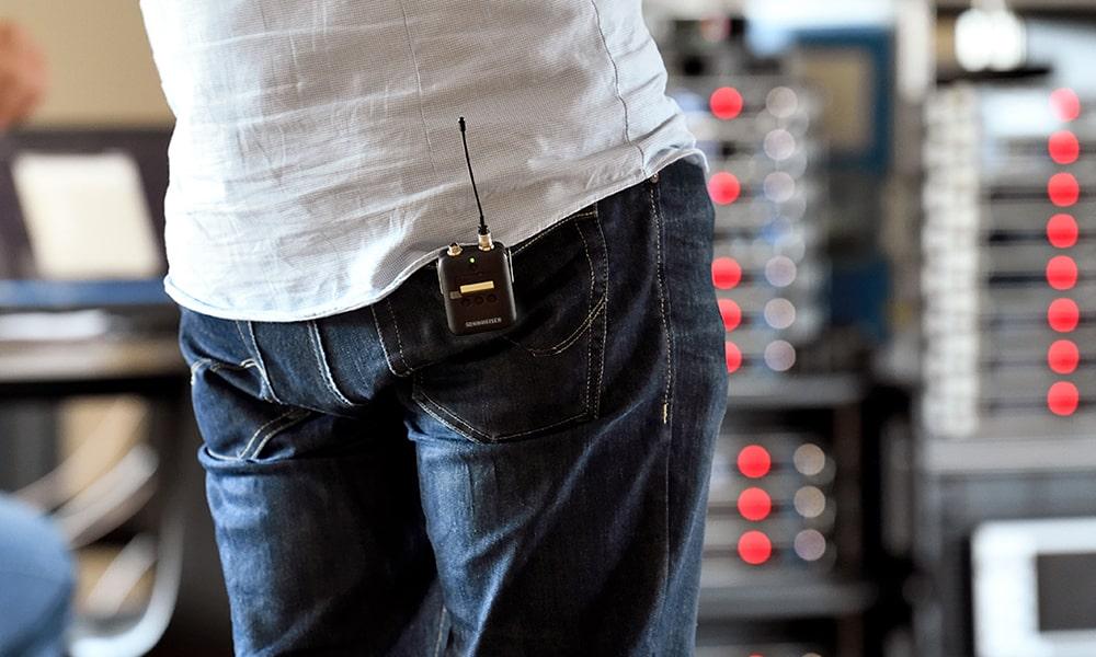 La Corporación de Radio y Televisión Española adjudica a Magnetron uno de los mayores concursos de microfonía inalámbrica de los últimos tiempos
