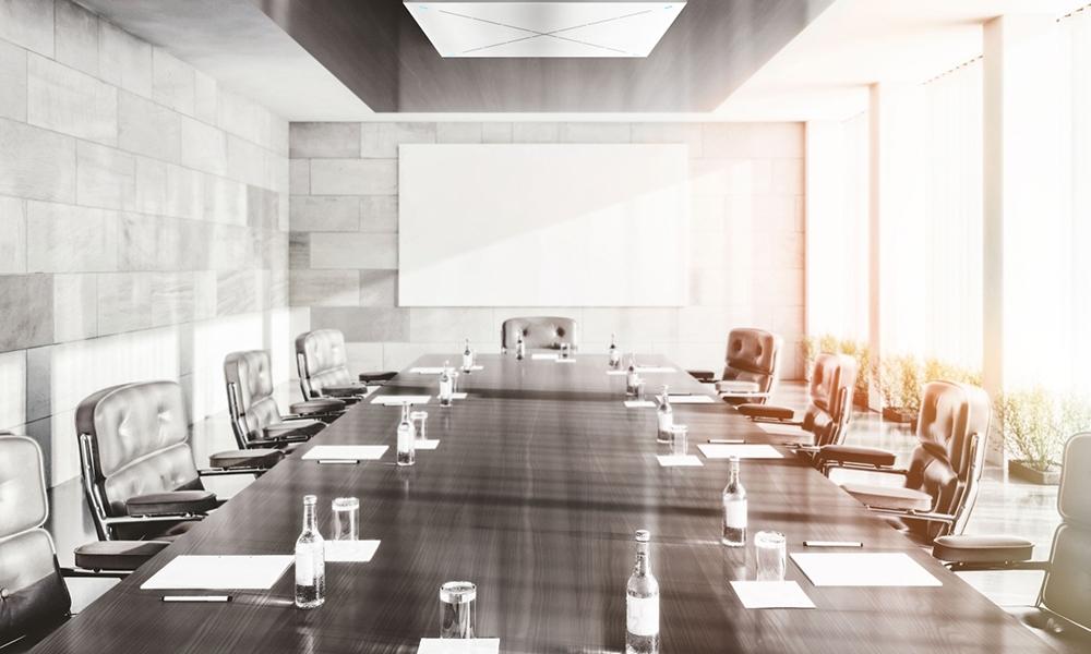 QSC anuncia un plugin para el Sennheiser TeamConnect Ceiling 2
