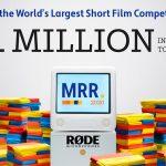 My RØDE Reel 2020, vuelve el concurso de cortos más grande
