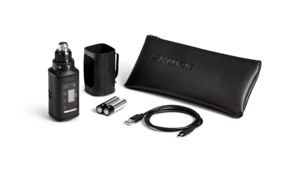 Shure amplía la gama Axient® Digital con el nuevo transmisor Plug-on AD3