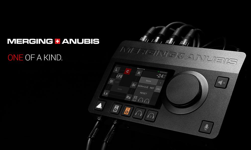 Merging presenta Anubis SPS, compatible con los protocolos broadcast