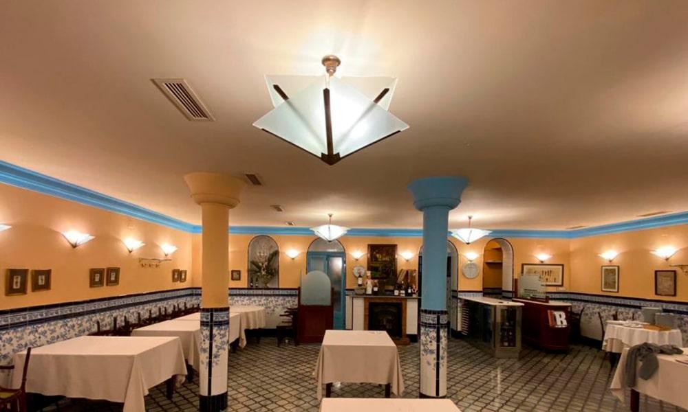 El restaurante Bonanova mejora su confort acústico