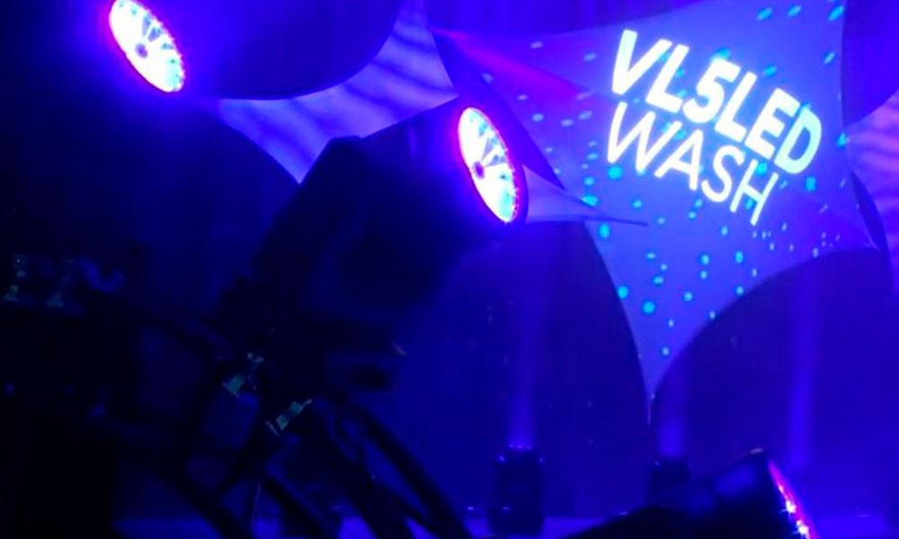 Nuevo VL5LED Wash de Vari-Lite