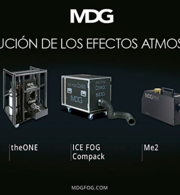 La firma MDG se une a la familia de representadas de ESS