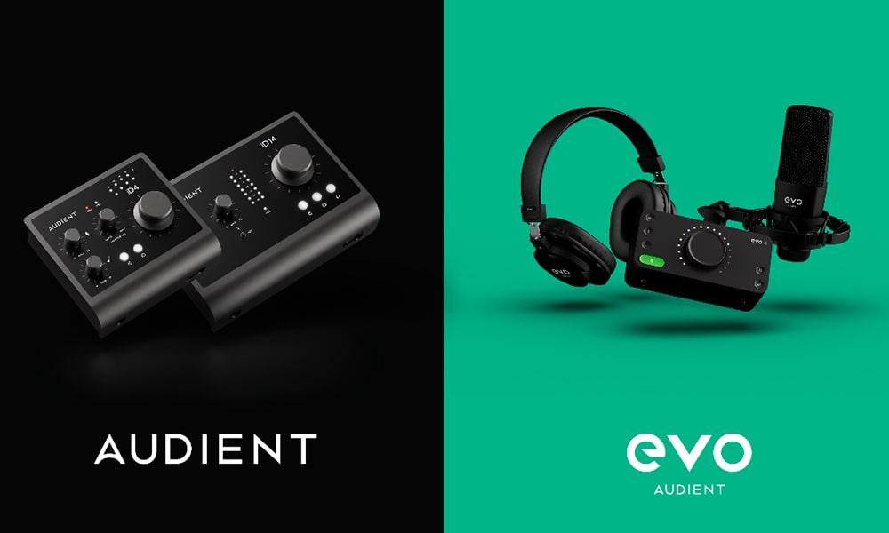 Renovada apariencia y nuevos productos de Audient
