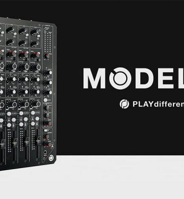 PLAYdifferently presenta su mezclador DJ analógico MODEL 1.4