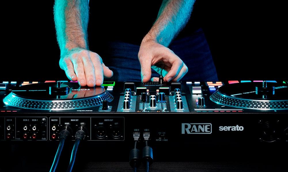 Rane One: el controlador para los adictos del vinilo