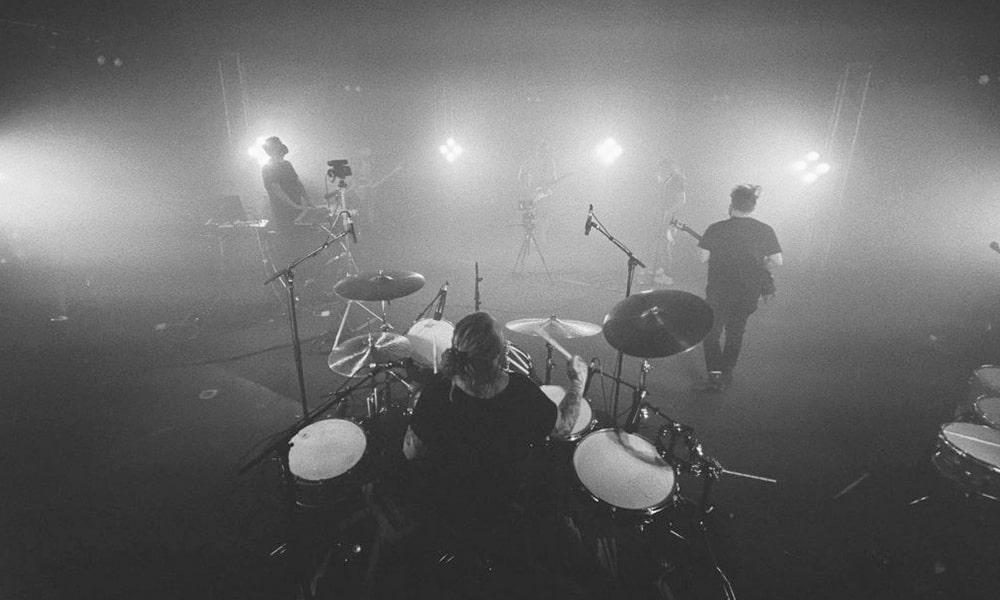 Underoath confía en Sennheiser durante su épica serie de conciertos