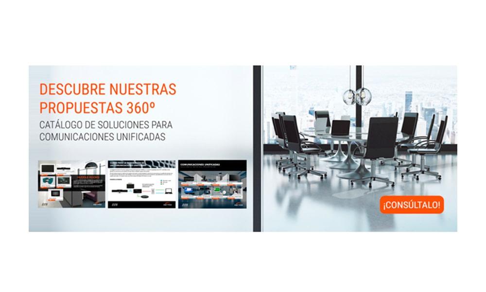 Comunicaciones Unificadas: catálogo de soluciones 360º Earpro