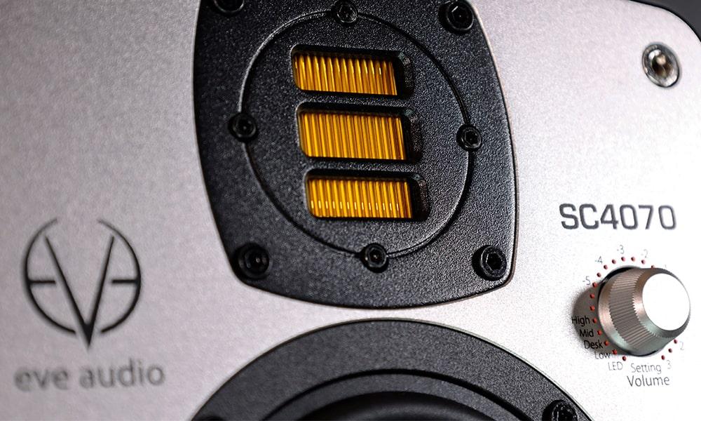 EVE Audio presenta SC4070, su nuevo monitor de estudio