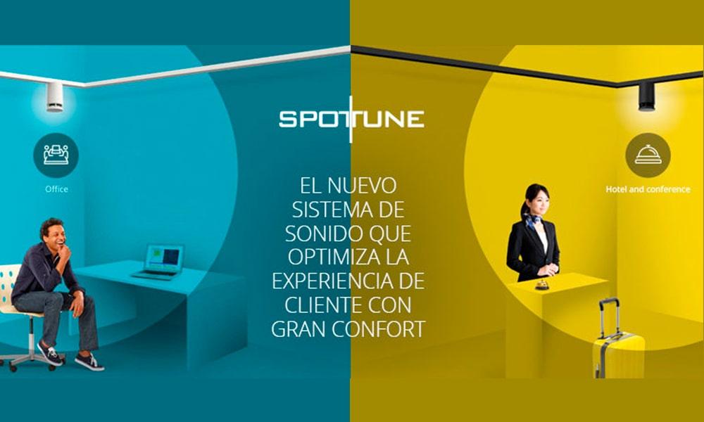 Magnetron incorpora la prestigiosa marca Spottune a su cartera de productos