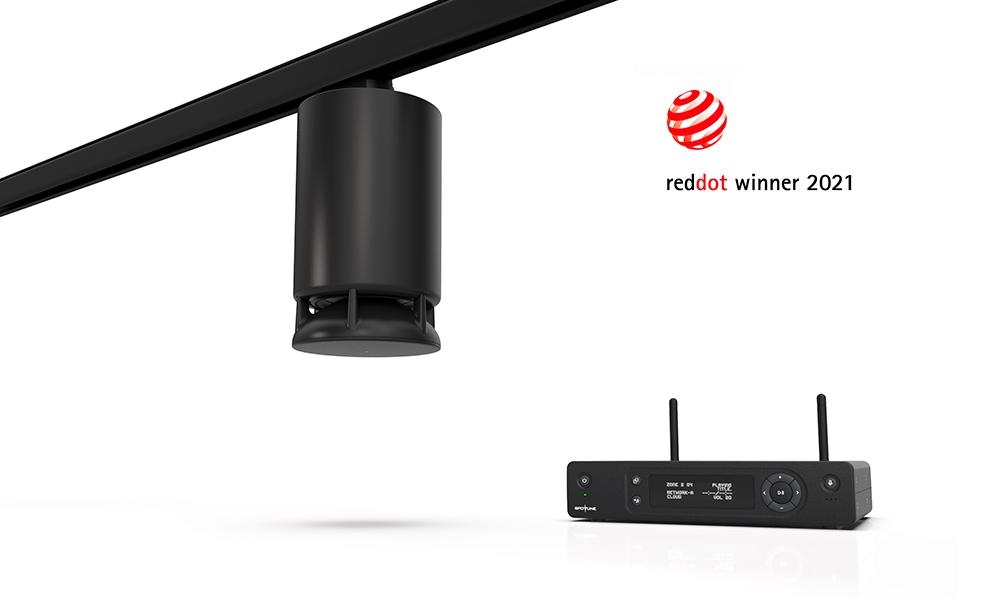 Spottune se hace con el premio internacional Red Dot Diseño de Producto de 2021