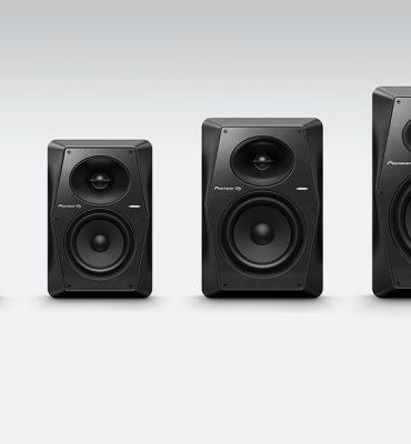Novedad Pioneer DJ: nuevos altavoces activos Serie VM