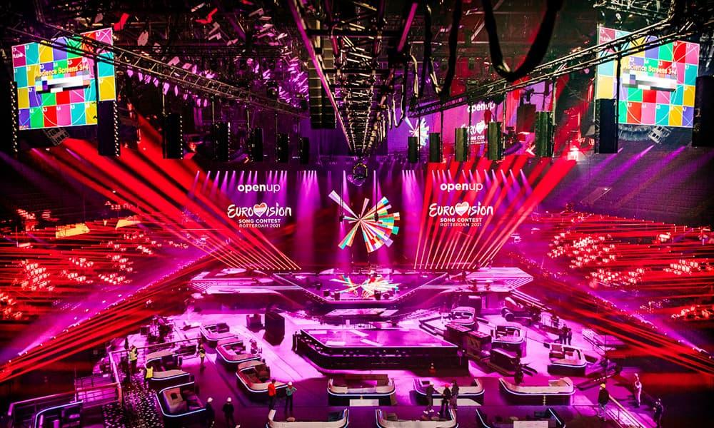 MA Lighting, ClayPaky y Ayrton brillan un año más en Eurovisión